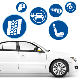 Tactile Pressure Mapping Applications for the Automotive Industry