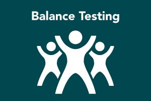 Balance Testing