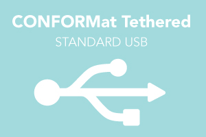 CONFORMat tethered