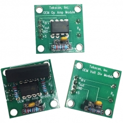 FlexiForce Analog Circuit Modules