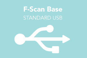 F-Scan tethered base