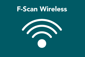 F-Scan wireless