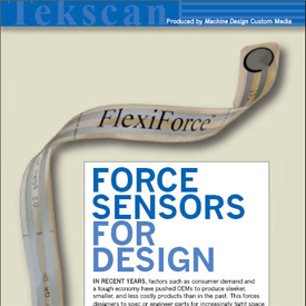Force Sensors for Design
