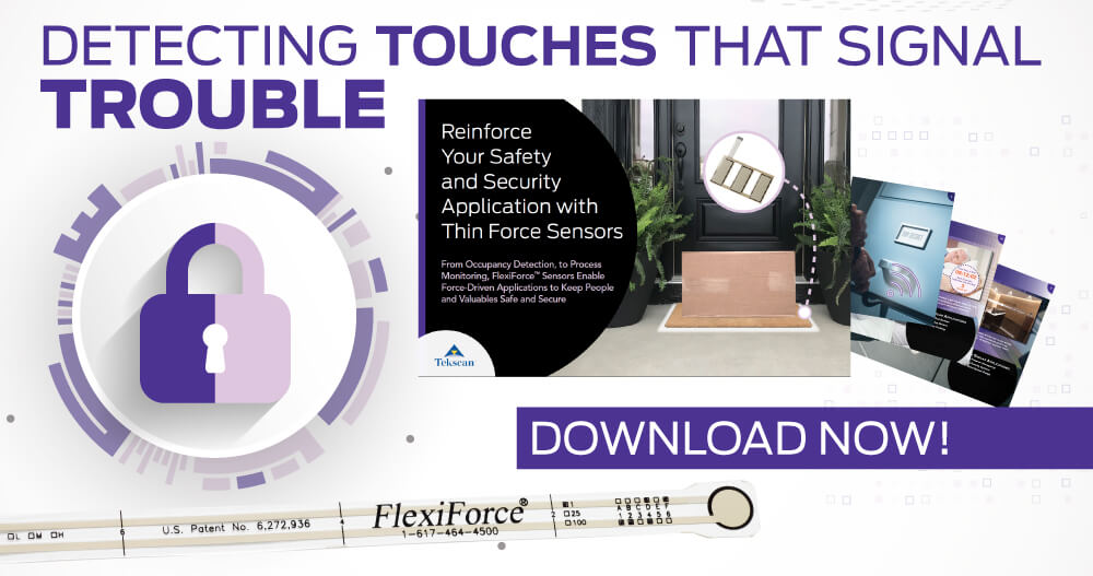 FlexiForce for Safety and Security Applications
