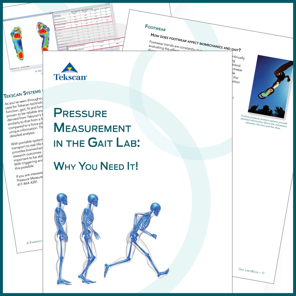 Download the eBook to learn how pressure measurement can complement and synchronize with the existing technology in your gait lab.