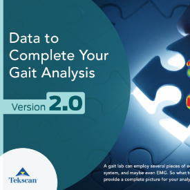 Data to Complete Your Gait Analysis - Version 2.0