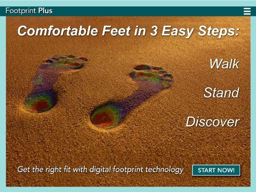 Retailers can engage and educate customers with Footprint Plus!