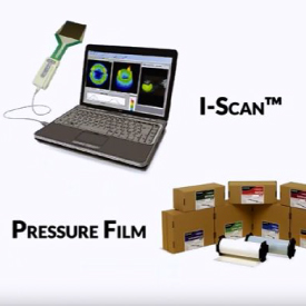 I-Scan VS Pressure Indicating Film - How Do they Compare