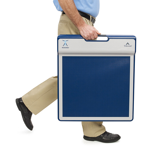 The MobileMat is our portable pressure sensor mat option.