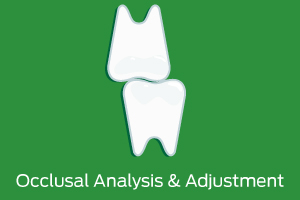 occlusal analysis