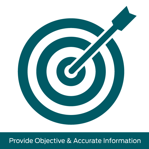 Provide Objective and Accurate Information