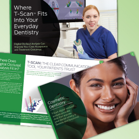 Where T-Scan Fits in Everyday Dentistry