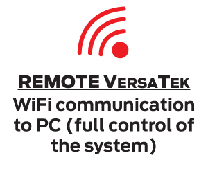 Remote VersaTek Explanation
