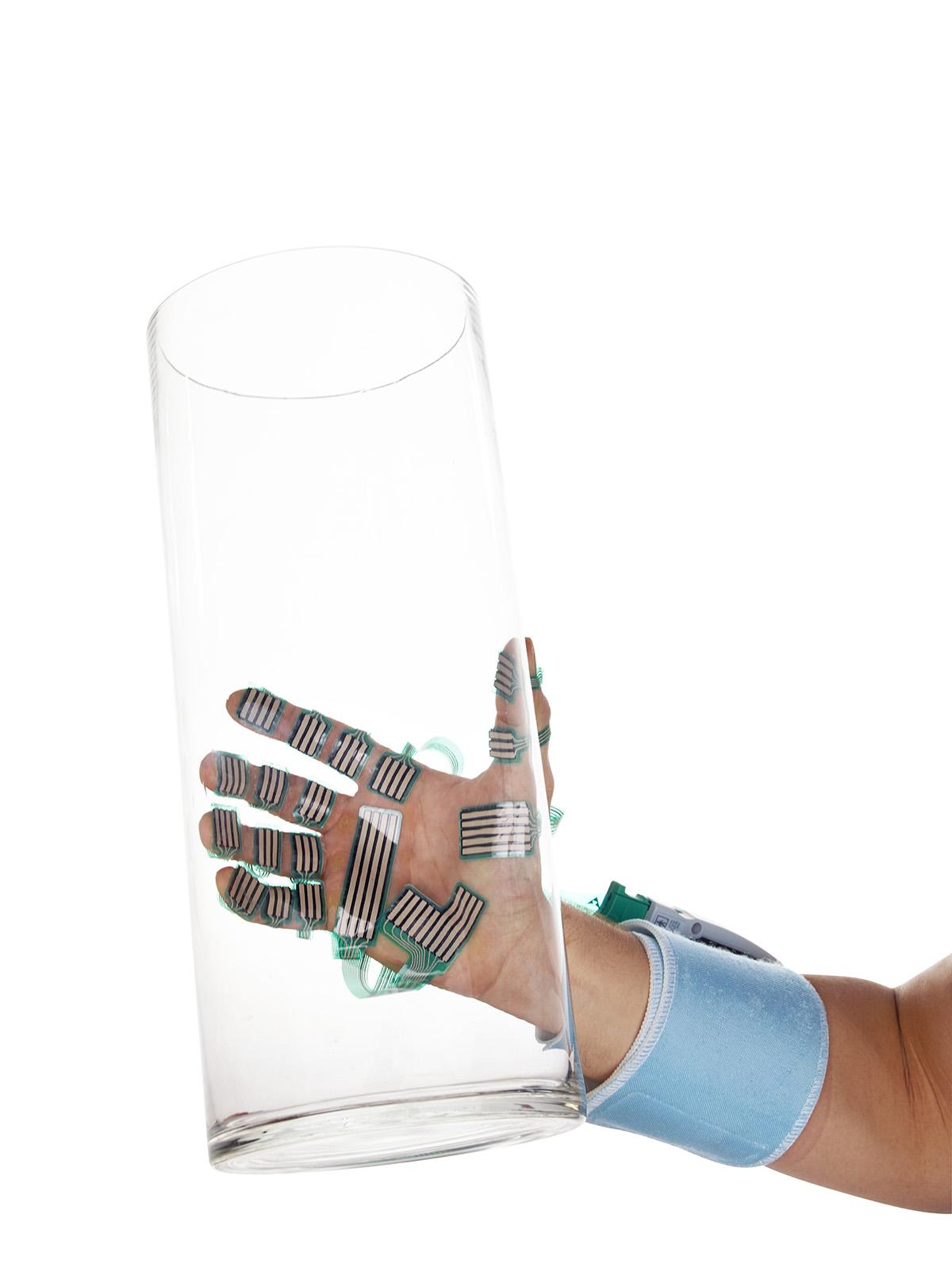 Grip Pressure Grip System Tekscan