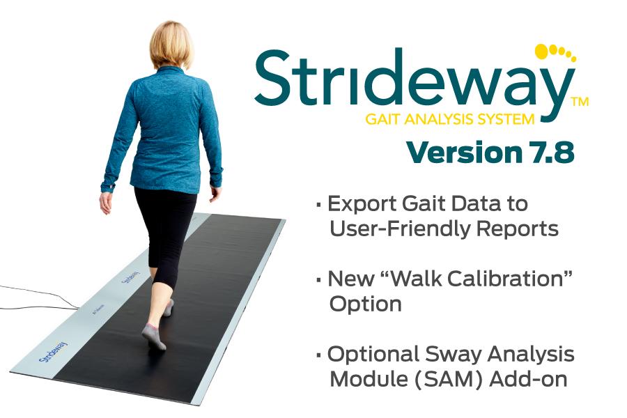 strideway gait analysis system
