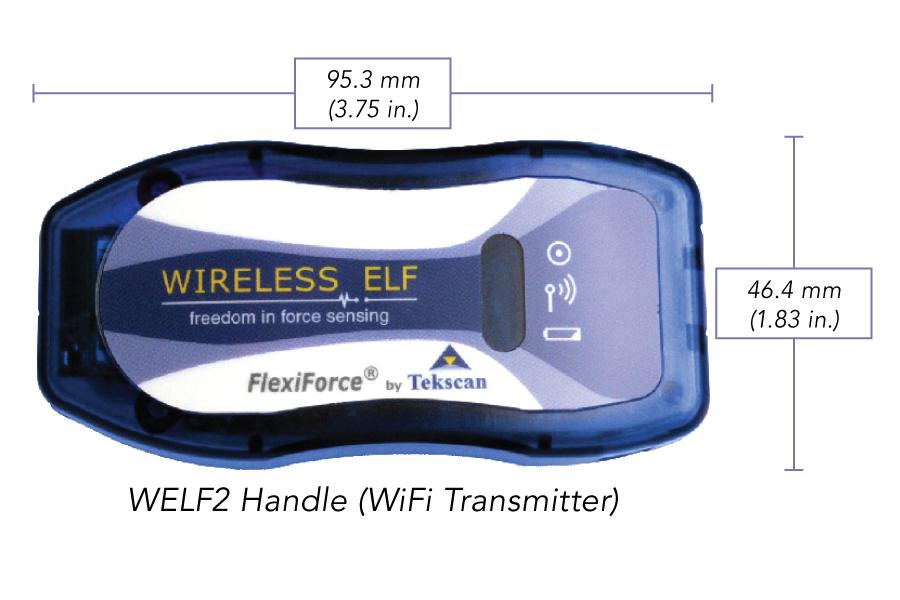 WELF 2 Transmitter