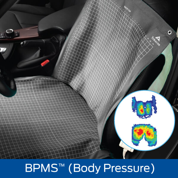 Body Pressure Mapping Tool