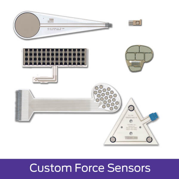 Custom Force Sensors