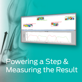 Powering a Step & Measuring the Results