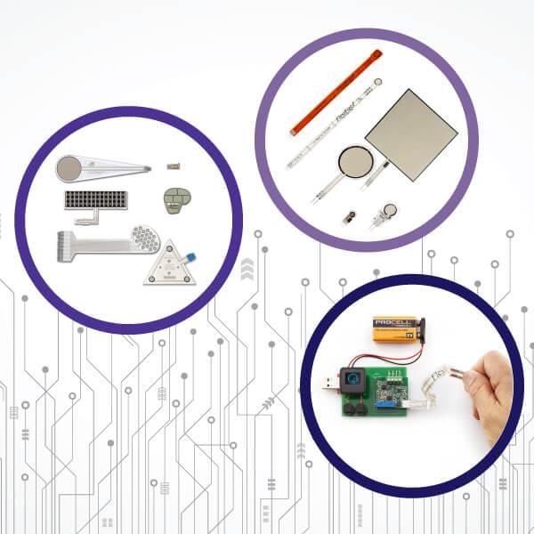 Embedded Force Sensors | Tekscan