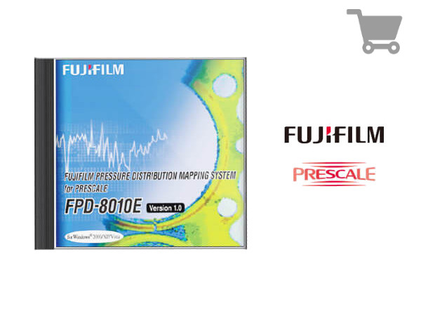 FujiFilm Pressure Distribution Mapping System for Prescale FPD-8010E