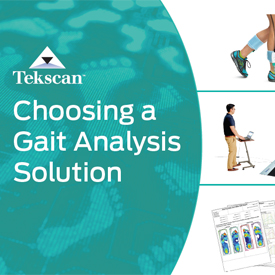 Guide to Choosing a Gait Analysis Solution
