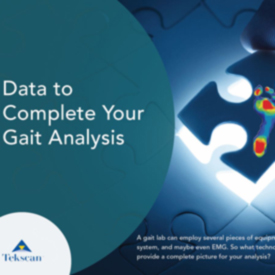 Data to Complete Your Gait Analysis