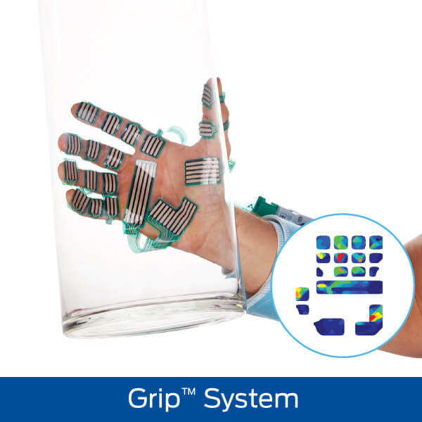 Grip Pressure Measurement