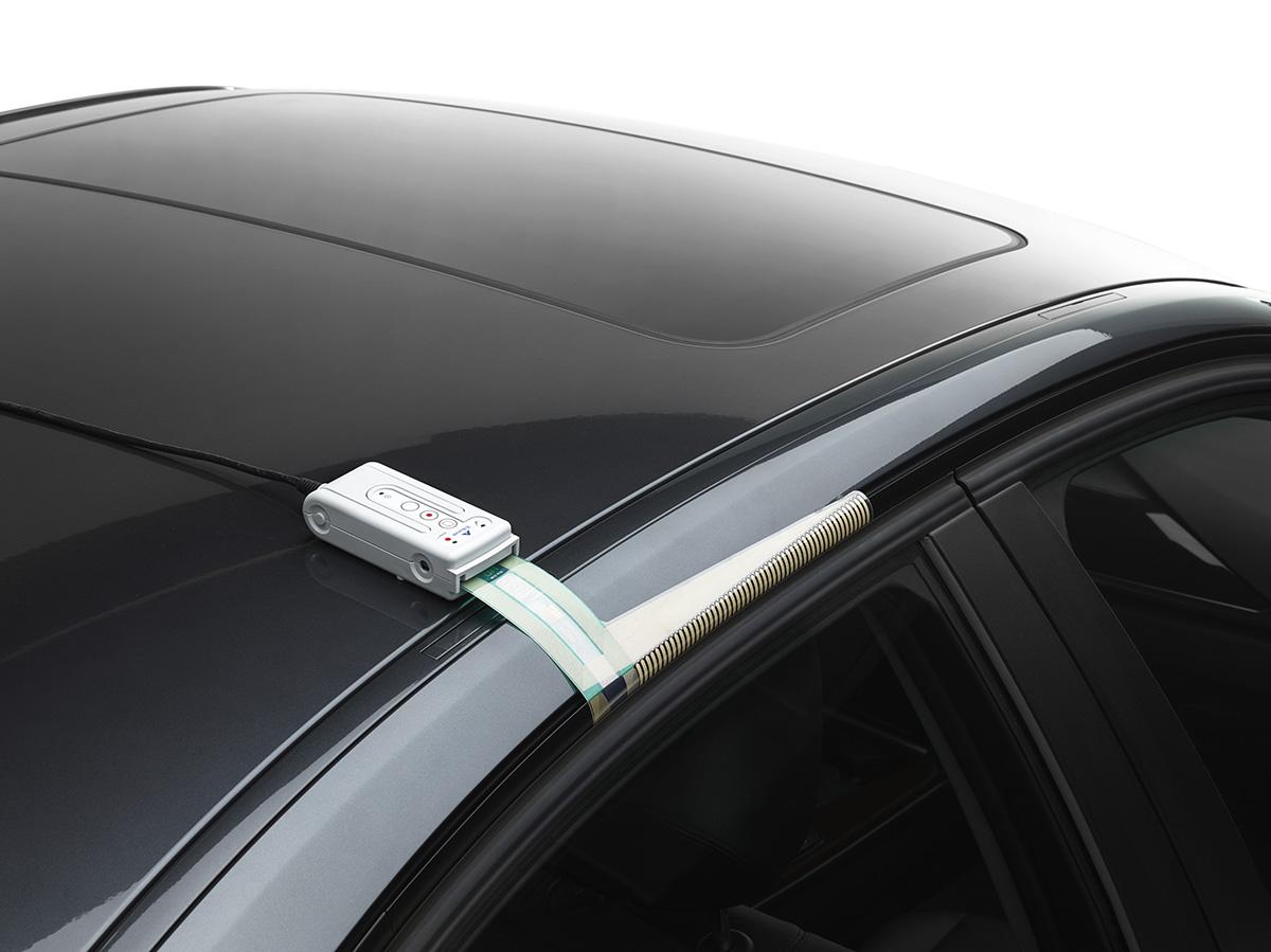 Flexiforce Sensor Automotive Door Pressure | Tekscan