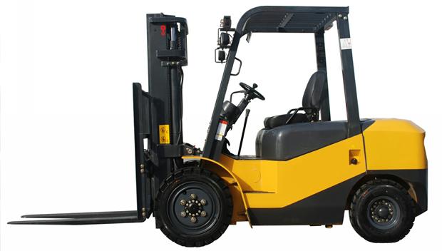 Forklift Occupancy Detection Tekscan