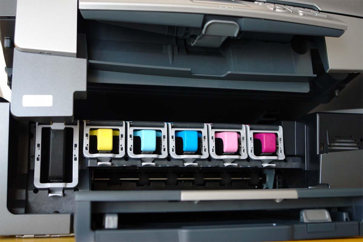 Printer Ink Cartridge Evaluation