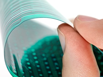 Ultra-thin, flexible F-Scan sensors are inserted inside the shoe for unique pressure information.