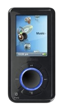 Position Sensor on MP3 Player