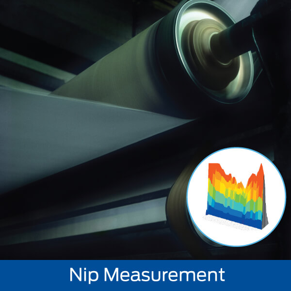 Nip Pressure Measurement Tool