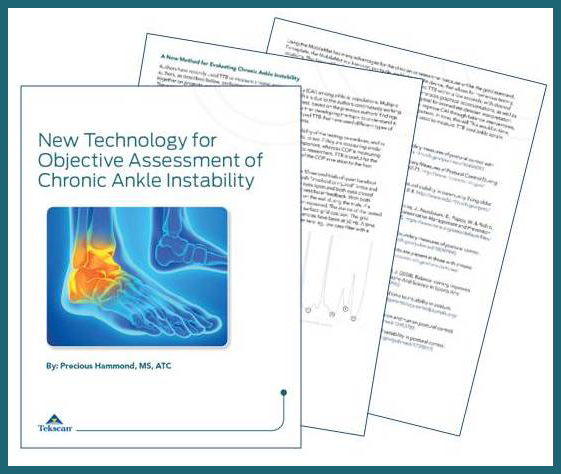 Download this whitepaper to learn more about time-to-boundary and the measurement tools you can use to objectively assess and manage chronic ankle instability.