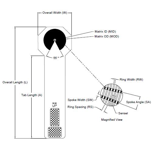 pressure mapping sensor 6220