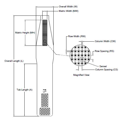pressure mapping sensor 8100
