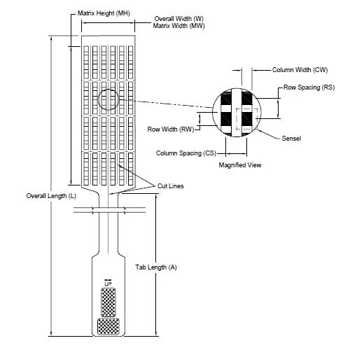 pressure mapping sensor 9801