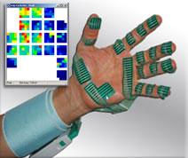 Pressure Sensors for Grip Applications