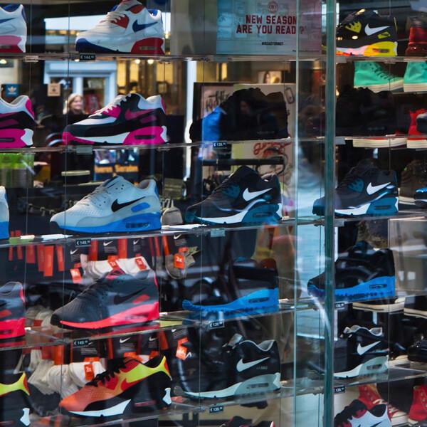 Retail Foot Mapping | Tekscan on