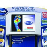Dr. Scholl's Custom Fit Orthotic Kiosk