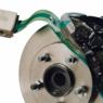 Brake Pad with Pressure Sensor