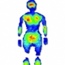 Body pressure mapping system