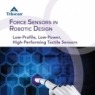 Force Sensors in Robotic Designs