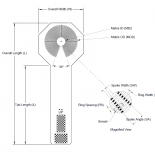 Pressure Mapping Sensor 6230