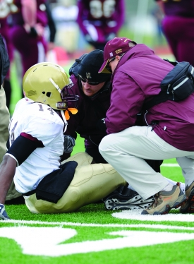 Sports AT Software is the first and only objective computerized testing for concussion assessments.
