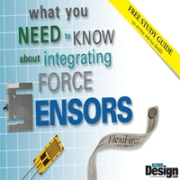 What you need to know about integrating force sensors.