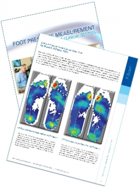 Foot Pressure Measurement in a Clinical Setting