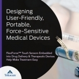 Designing User-Friendly, Portable, Force-Sensitive Medical Devices