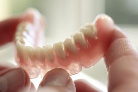 T-Scan and Dentures